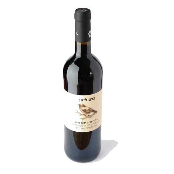 יין בלנד אדום יבש כרם ליאן