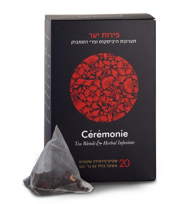 תה סרמוני- פירות יער