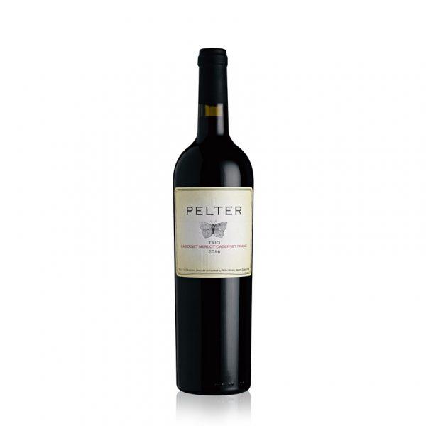יין אדום יבש טריו פלטר טריו