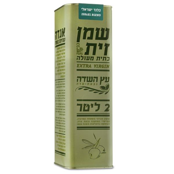 שמן זית בלנד ישראלי