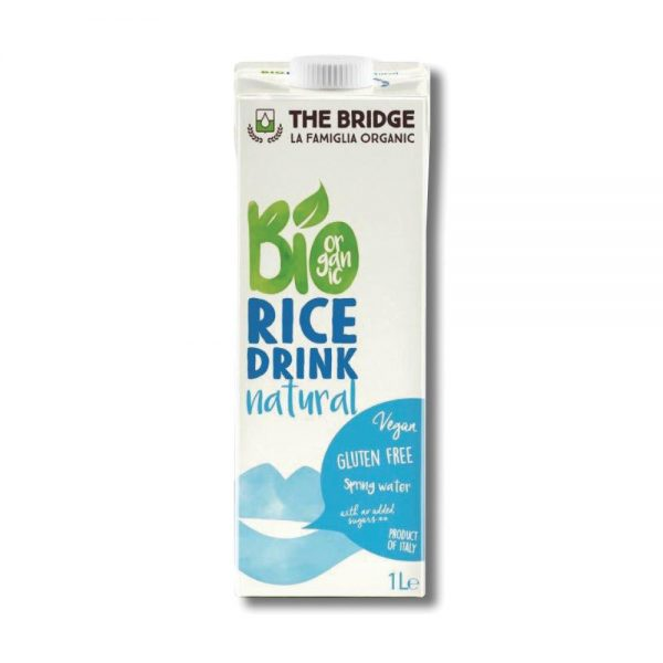 משקה אורז אורגני