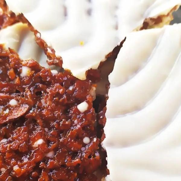 עוגיות פלורנטין לבן